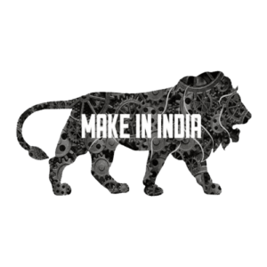 Make in India Icon 500 x 500 Pixels